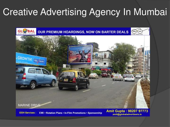 Creative Advertising Agency In Mumbai
