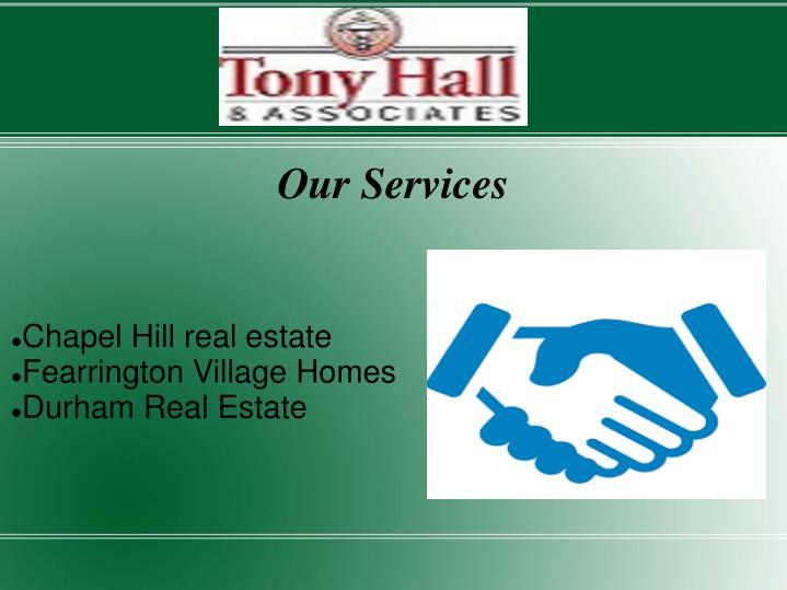 Chapel Hill real estate