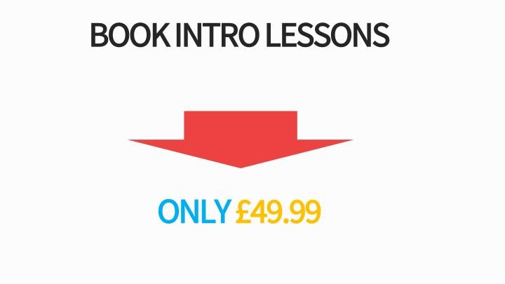BOOK INTRO LESSONS