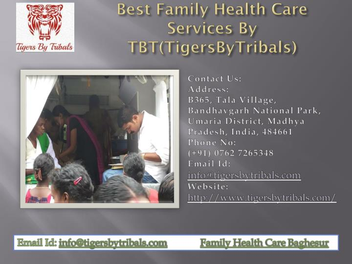 Best Family Health Care Services