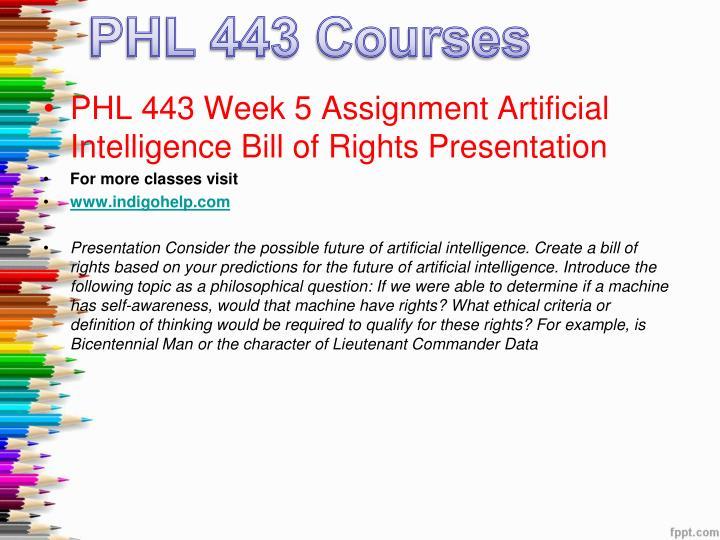 PHL 443