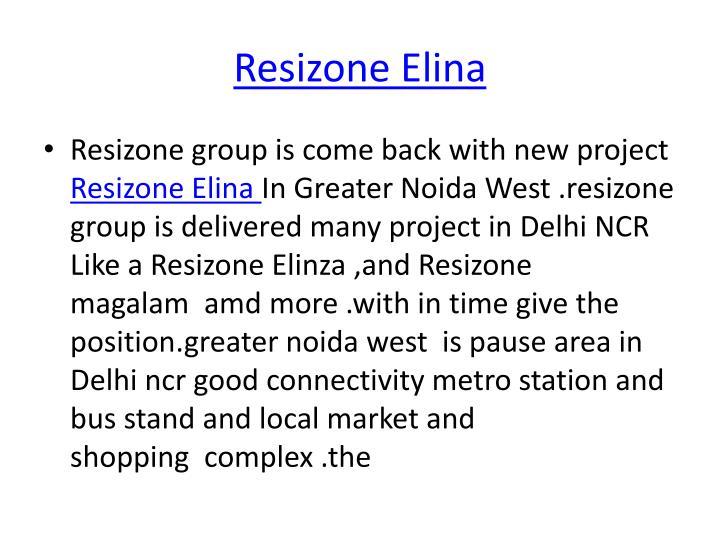 Resizone