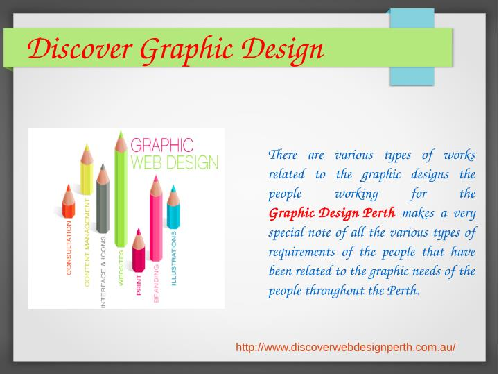 Discover Graphic Design
