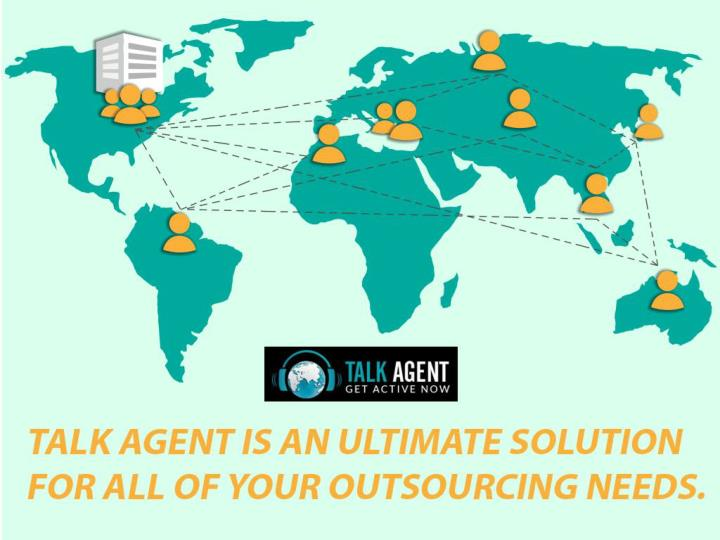 Bpo services from talk agent