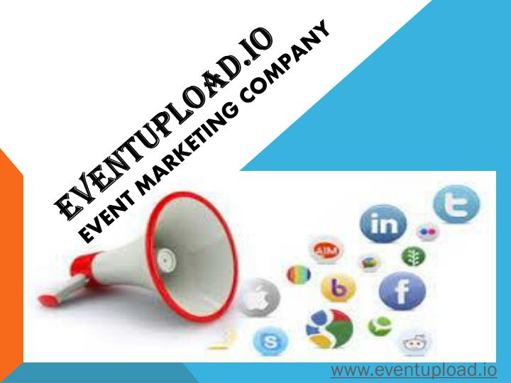 eventupload io event marketing company