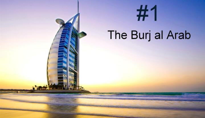 Top 10 attractions of dubai by the holidays shop