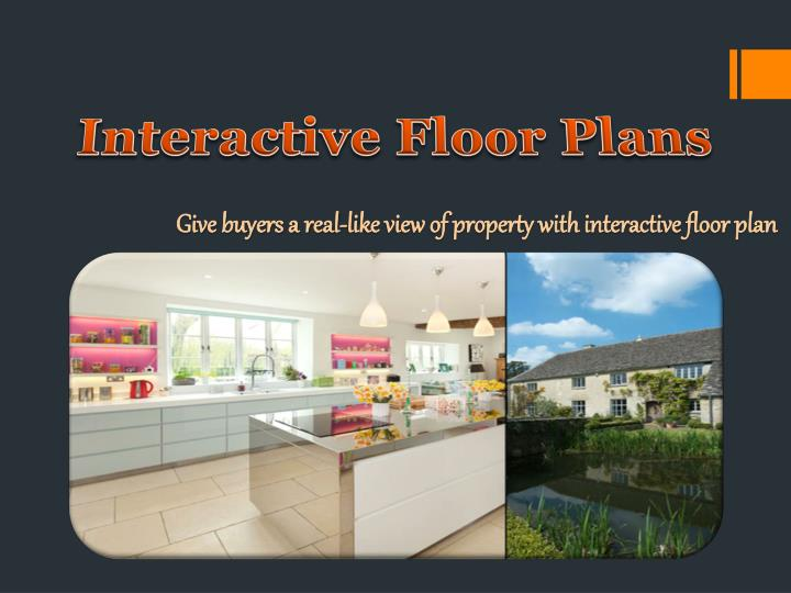 Ppt interactive floor plan software powerpoint for Interactive floor plan software