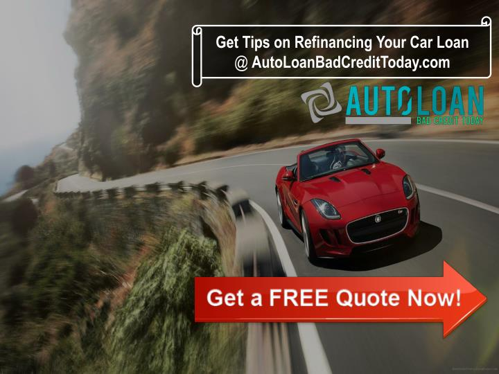 Get Tips on Refinancing Your Car Loan