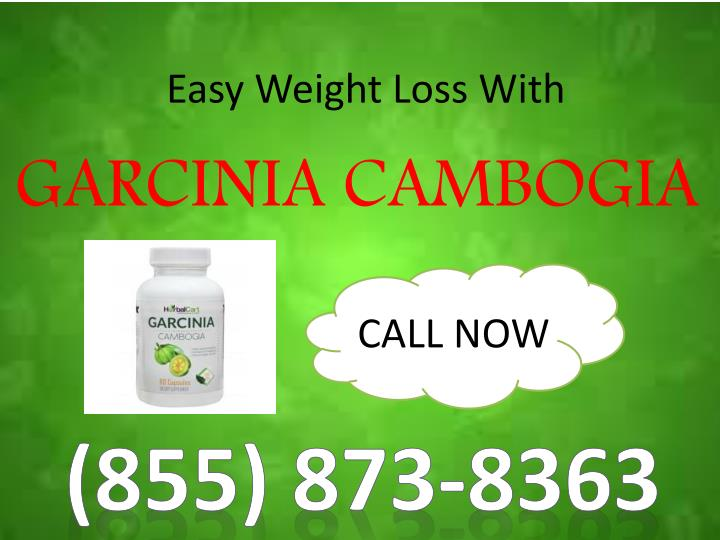 Easy weight loss with