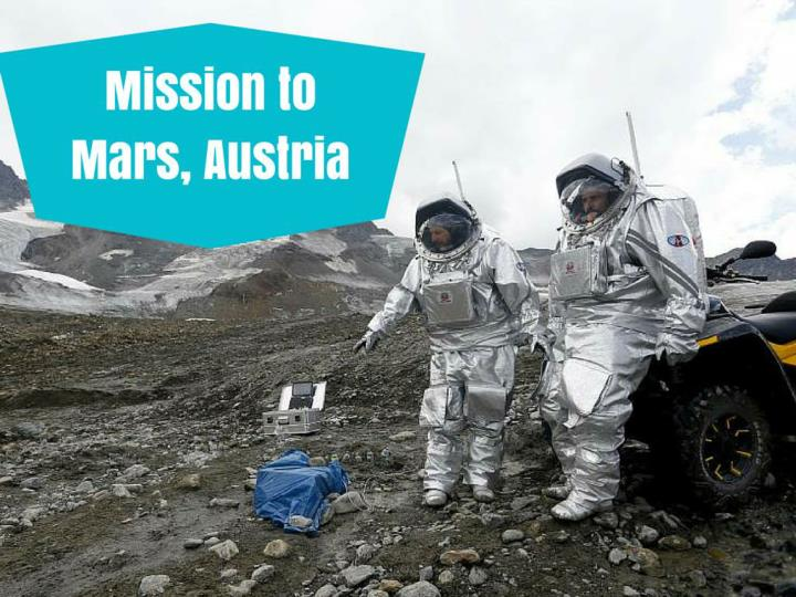 Mission to Mars, Austria