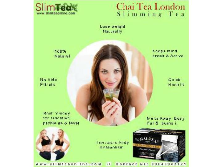 Want to lose fat go for herbal weight loss tea