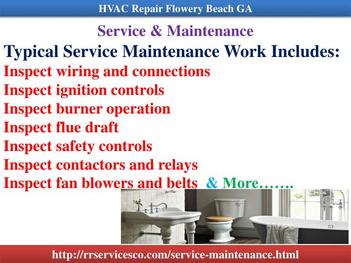 HVAC Repair Flowery Beach GA