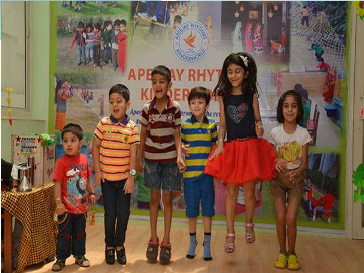 International play schools in delhi ncr