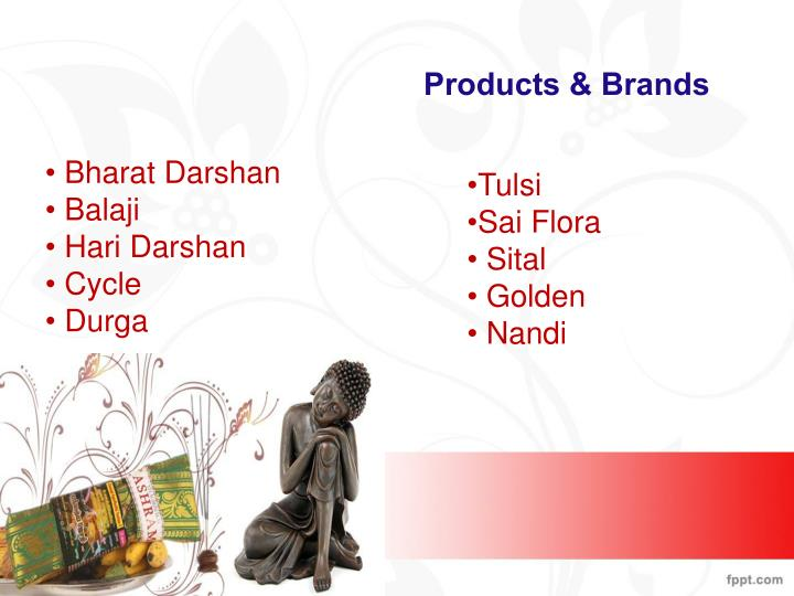 Products & Brands
