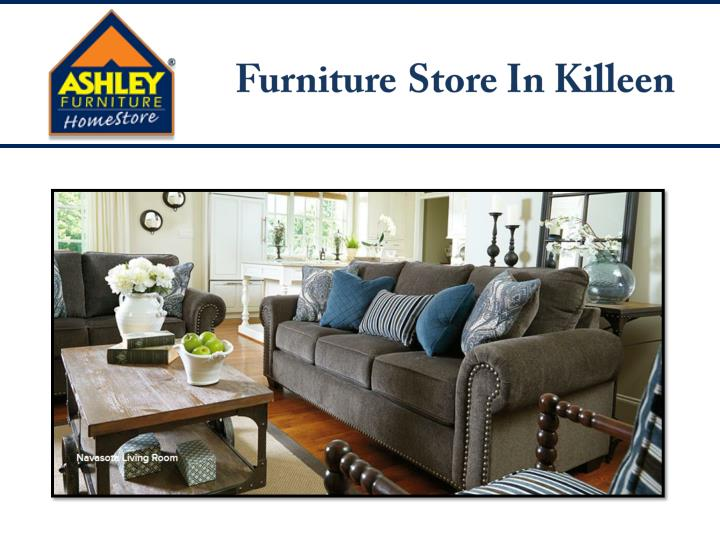 Furniture store in killeen