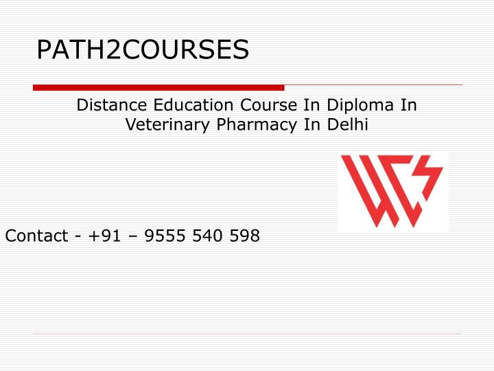 Path2courses