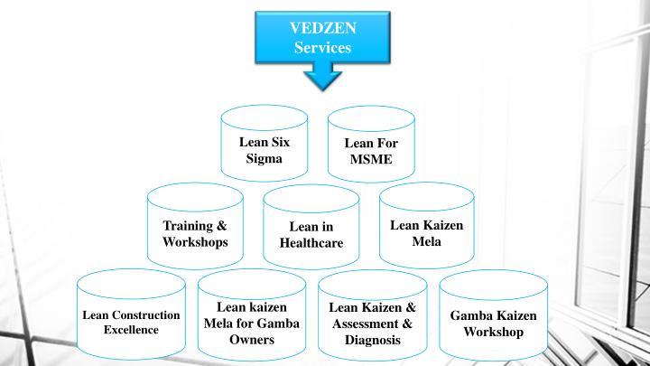 VEDZEN Services