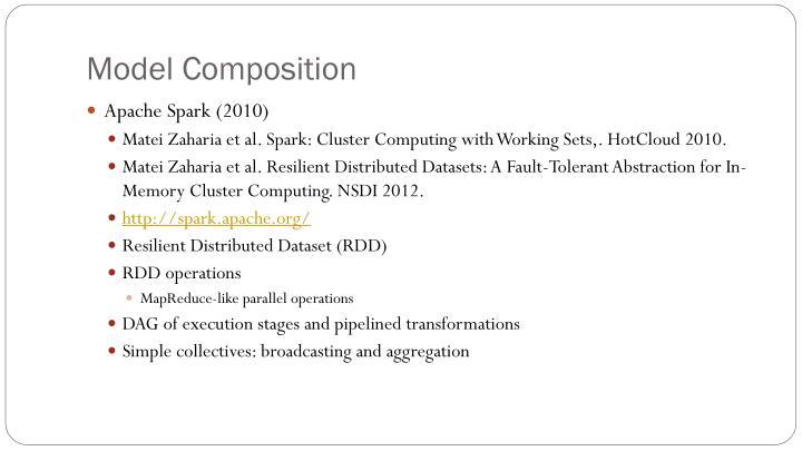 Model Composition