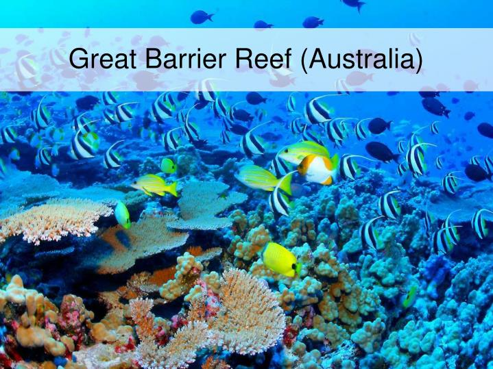 Great Barrier Reef (Australia)