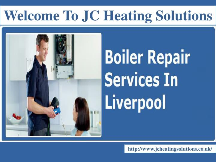 Welcome To JC Heating Solutions