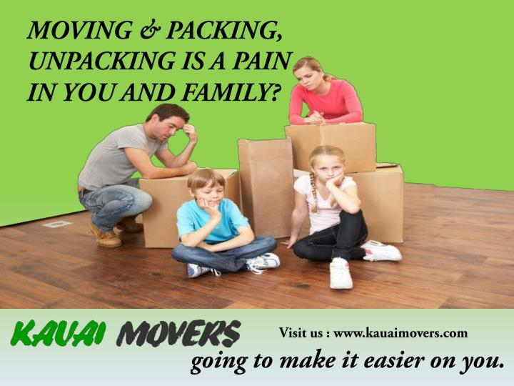 MOVING &