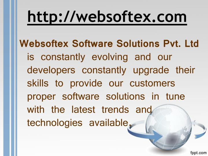 http://websoftex.com