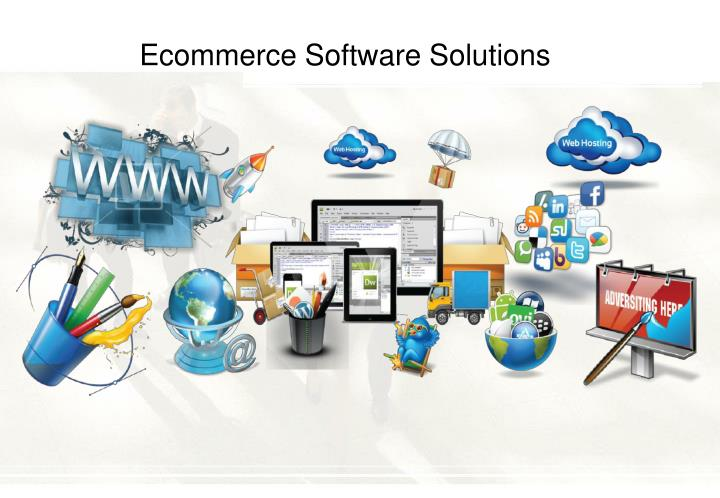 Ecommerce Software Solutions