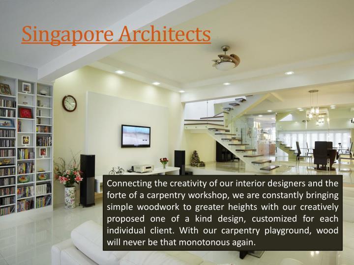 Singapore Architects