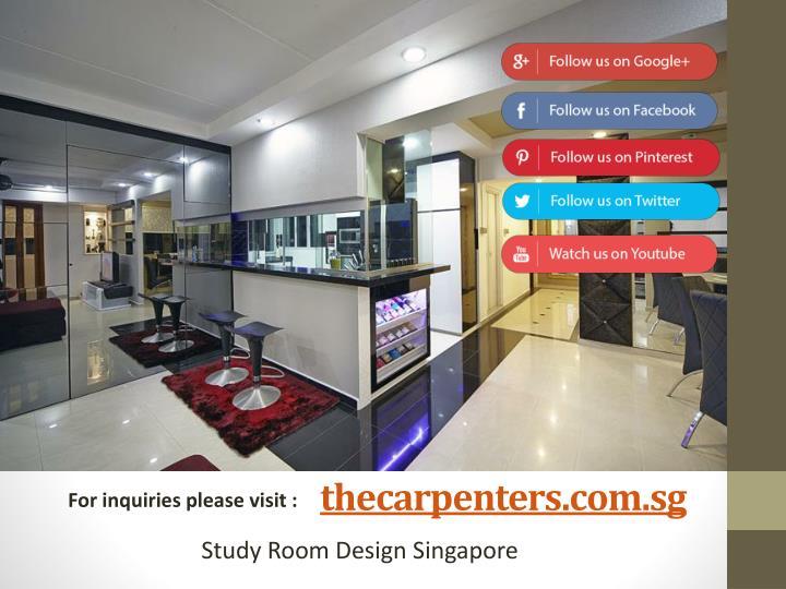 thecarpenters.com.sg