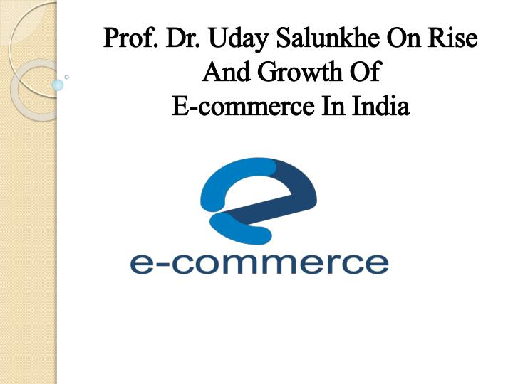 Prof. Dr. Uday