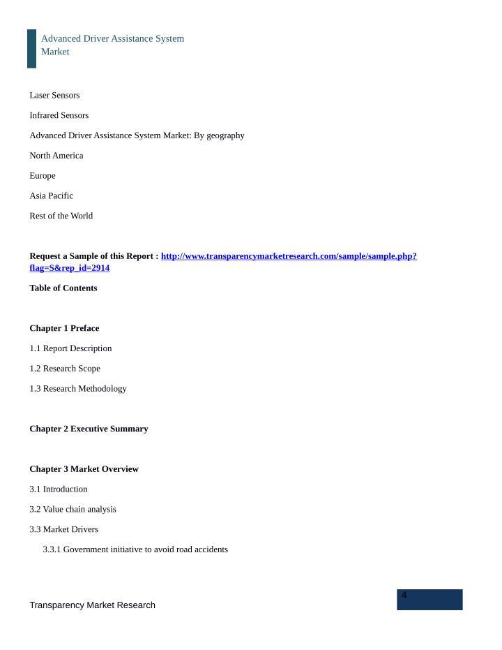 ppt advanced driver assistance market powerpoint presentation id 7196746. Black Bedroom Furniture Sets. Home Design Ideas