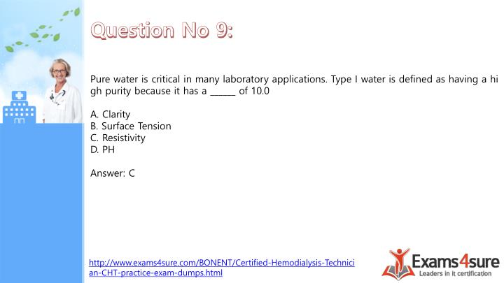 Question No 9: