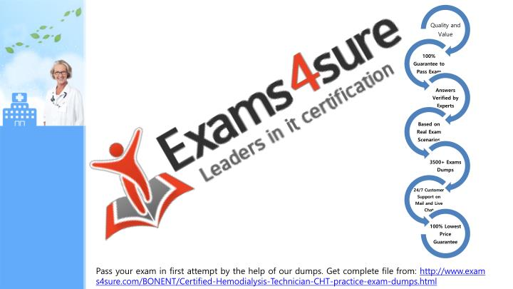 Pass your exam in first attempt by the help of our dumps. Get complete file from: