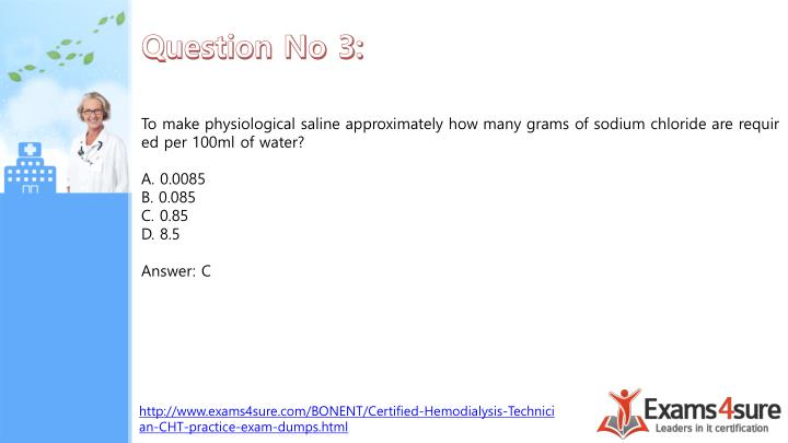 Question No 3: