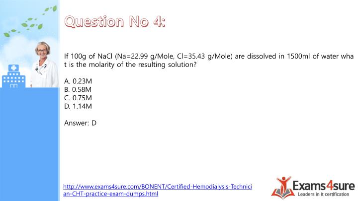 Question No 4: