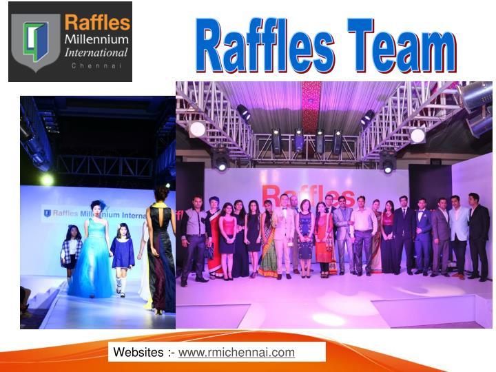Raffles Team
