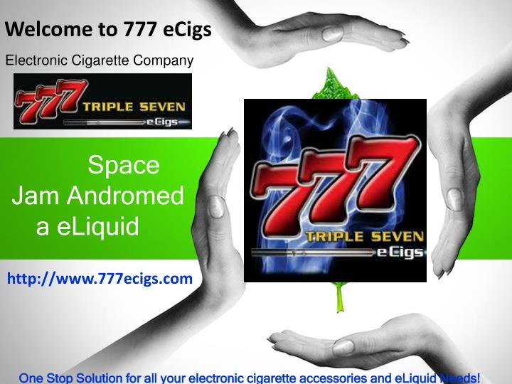 Welcome to 777 eCigs