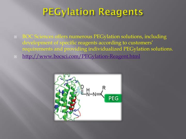 PEGylation