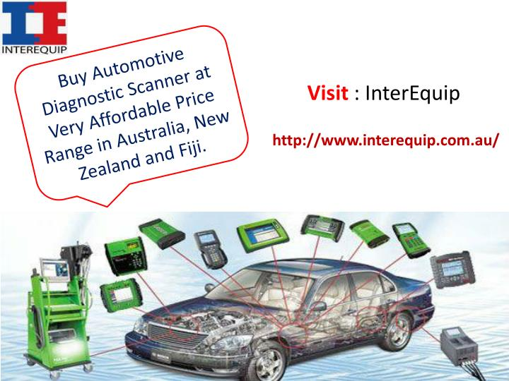 Buy Automotive Diagnostic Scanner at Very Affordable Price Range in Australia, New Zealand and Fiji.