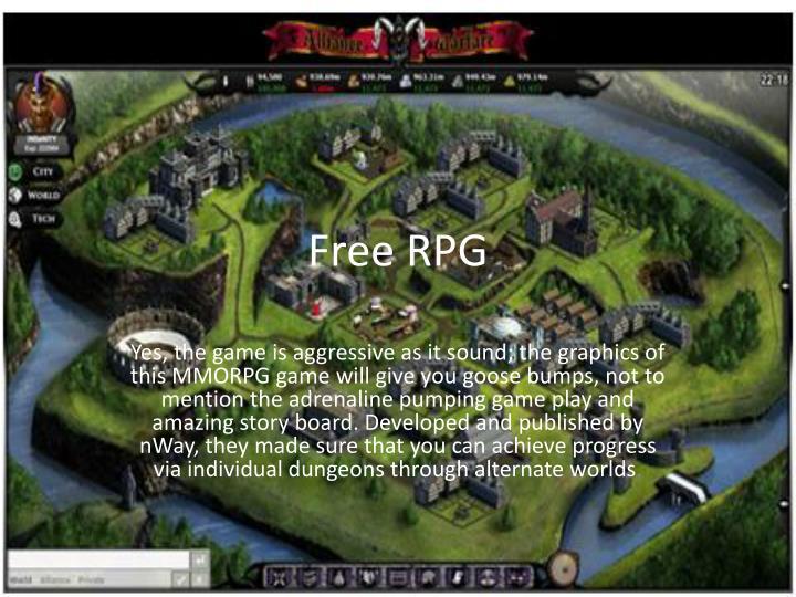 Free RPG
