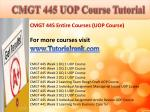 bus 630 ash course tutorial