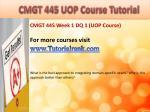 bus 630 ash course tutorial1