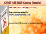 bus 630 ash course tutorial15