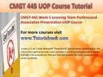 bus 630 ash course tutorial17