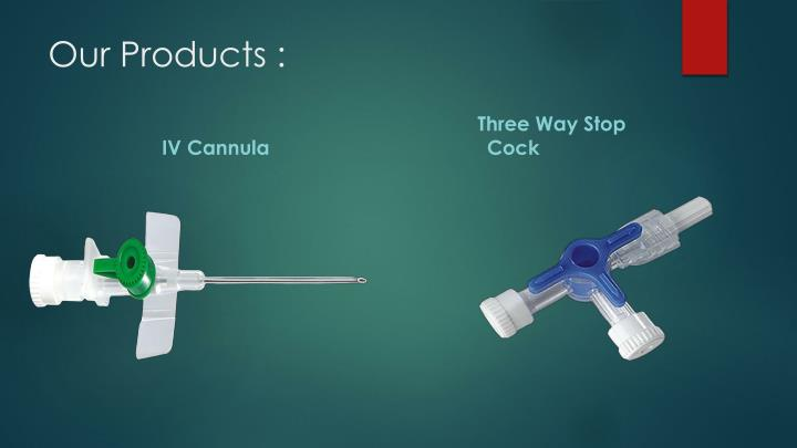 Our Products :