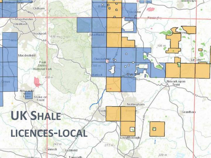 UK Shale licences-local