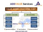 add value services