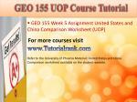 geo 155 uop course tutorial14