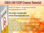 geo 155 uop course tutorial4