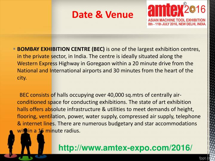 BOMBAY EXHIBITION CENTRE (BEC)